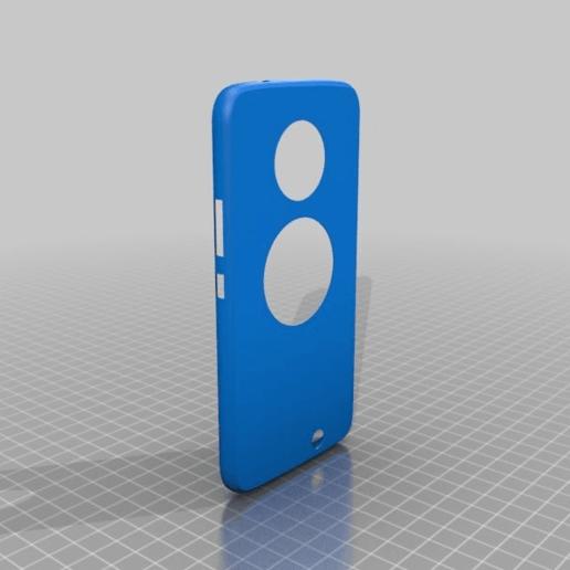 17867d5b4aa3852b17e9b7134b049f4f.png Télécharger fichier STL gratuit Couverture de la Moto X4 • Design pour imprimante 3D, GreenDot