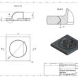 Télécharger fichier STL gratuit Abfluss für Tubble Badewanne (imprimé sur place) • Design pour impression 3D, GreenDot