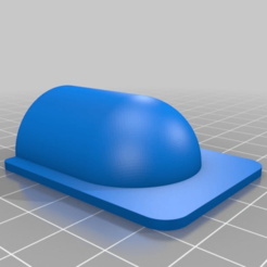 Download free STL file switch-cover • 3D printer design, GreenDot