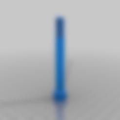 Télécharger fichier STL gratuit DIN912 M8x75 + DIN934 M8 / Vis+Ecrou • Design pour imprimante 3D, GreenDot