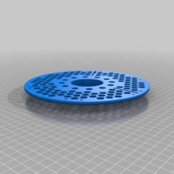 Download free STL file Stiffer MasterSpool-Remix • 3D printing model, GreenDot