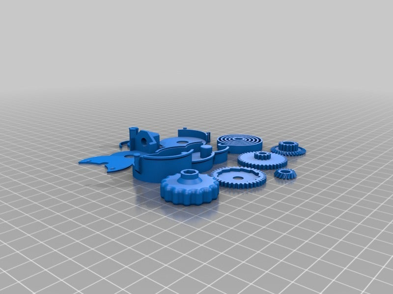 458ba1ecf611998f6df562b9e15c928d.png Download free STL file Mini wind-up boat prototype screwless • 3D printer object, GreenDot