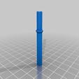 4_shaft_left.png Télécharger fichier STL gratuit mini Wind-Up Boat Dual Drive - sans vis - impression complète en 3d • Plan imprimable en 3D, GreenDot