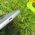 Télécharger objet 3D gratuit Couverture de la Moto X4, GreenDot