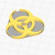 Download free 3D printer templates Headset holder for wall, 3dartsvi