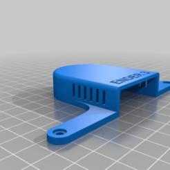 Descargar Modelos 3D para imprimir gratis Ender 3 Cubierta de ventilador por BRN, BRN