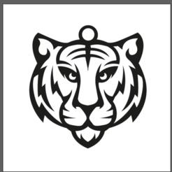 Captura de pantalla 2020-03-27 a la(s) 20.37.54.png Télécharger fichier STL Porte-clés Tigre • Modèle pour impression 3D, jmendoza1704