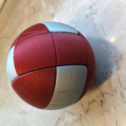 Impresiones 3D gratis Puzzle boule, alphahelix