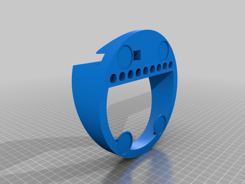 Stand_5_degrees.png Download free STL file Tablet and smartphone stand • Template to 3D print, ineiub