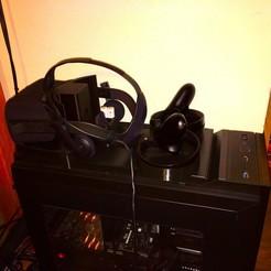 Télécharger fichier STL gratuit Stand Oculus • Design pour imprimante 3D, ineiub
