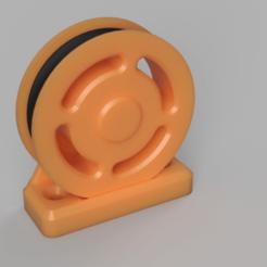 Download free 3D printer model Filament guide, ineiub