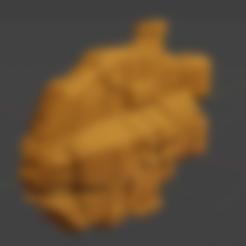 BANE CLASS DD.stl Descargar archivo STL gratis Full Thrust Starship Miniature  • Plan de la impresora 3D, Go0gleplex