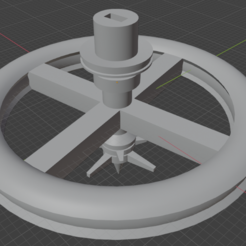 Civilian Station.PNG Download free STL file Full Thrust Starship Miniature  • Design to 3D print, Go0gleplex