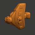 Vex Class Fighter.PNG Descargar archivo STL gratis Full Thrust Starship Miniature  • Plan de la impresora 3D, Go0gleplex