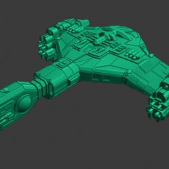 Yomi-Kitsune-no-Kami-SDN.PNG Download free STL file Full Thrust Starship Miniature  • Design to 3D print, Go0gleplex