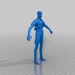 Descargar archivo 3D gratis Fortnite Midas, Randon