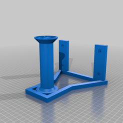 Support_Bobine_D_it_Y_by_AlxVsn.png Download free STL file Filament Spool Holder - D it Y • 3D printing model, AlxVsn