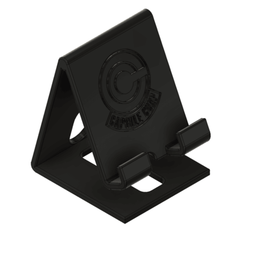 Support_TPH_v4_front.png Download free STL file Phone support - Phone stand • 3D print model, AlxVsn