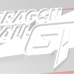 Descargar modelo 3D Dragon ball gt model, adcnsmrld