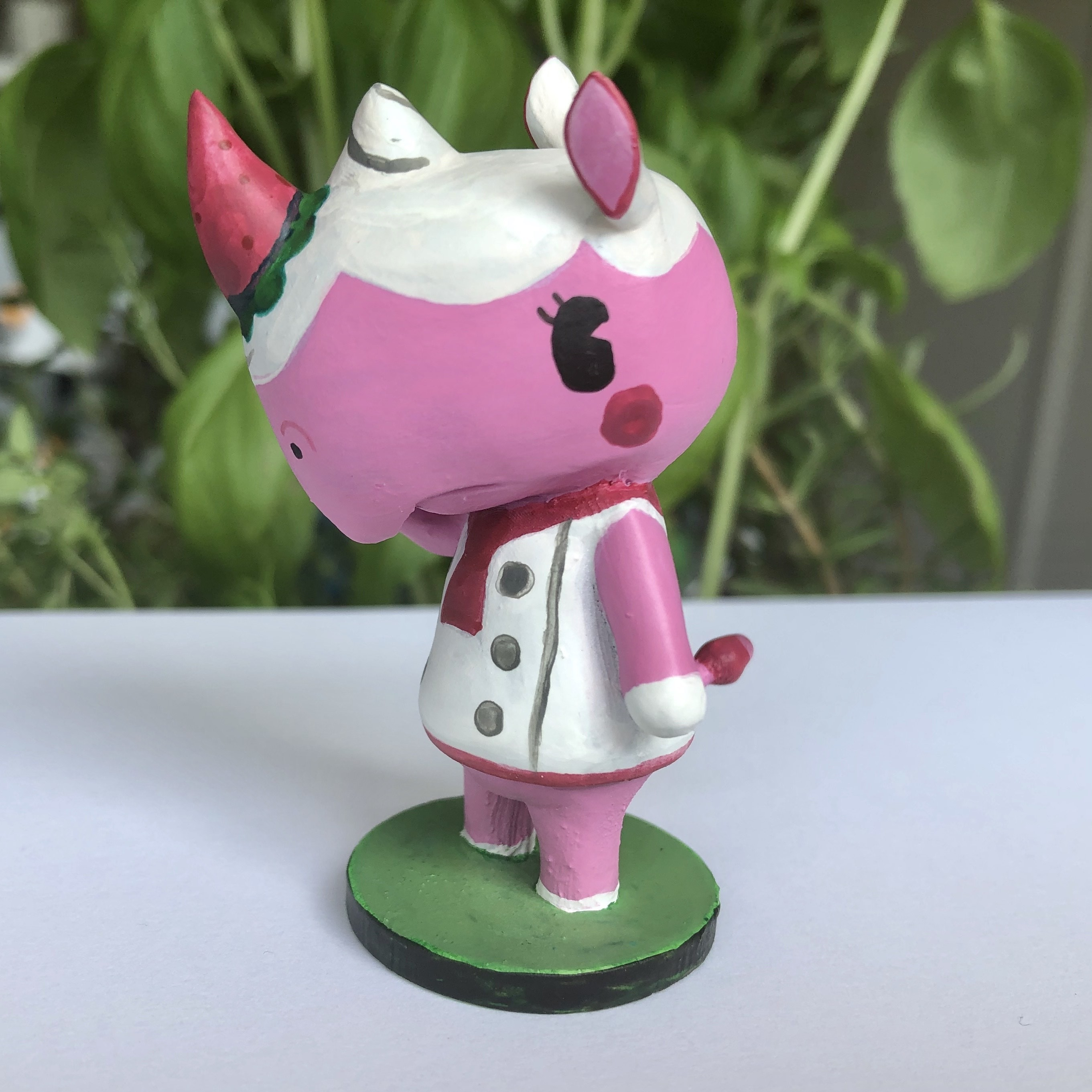 IMG_5494.jpg Download free STL file Merengue from Animal Crossing • 3D print template, skelei