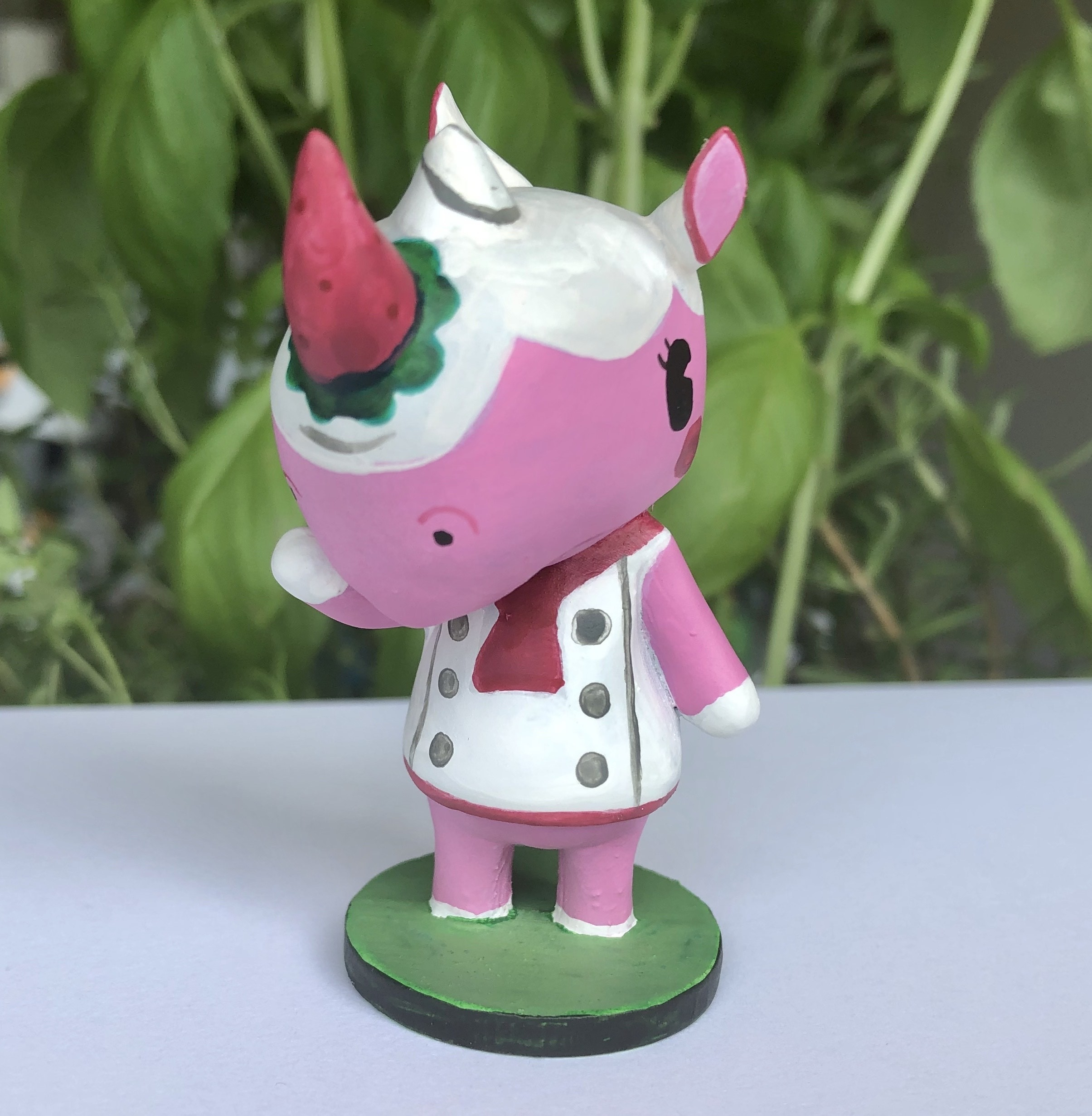 IMG_5491.jpg Download free STL file Merengue from Animal Crossing • 3D print template, skelei