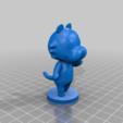 Télécharger fichier STL gratuit Bianca - Traversée des animaux • Modèle imprimable en 3D, skelei