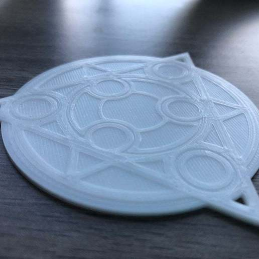 IMG_5870.jpg Download free STL file Symphonia Save Point Coaster • 3D print template, skelei