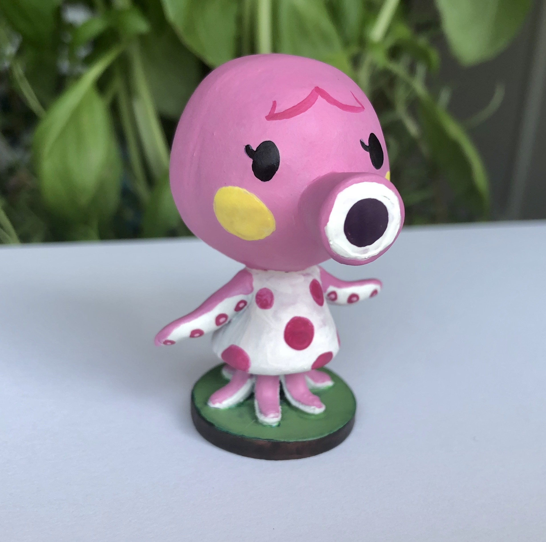 IMG_5487.jpg Download free STL file Marina Animal Crossing • 3D printable object, skelei
