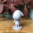 Download free STL file Goldie Animal Crossing • Template to 3D print, skelei