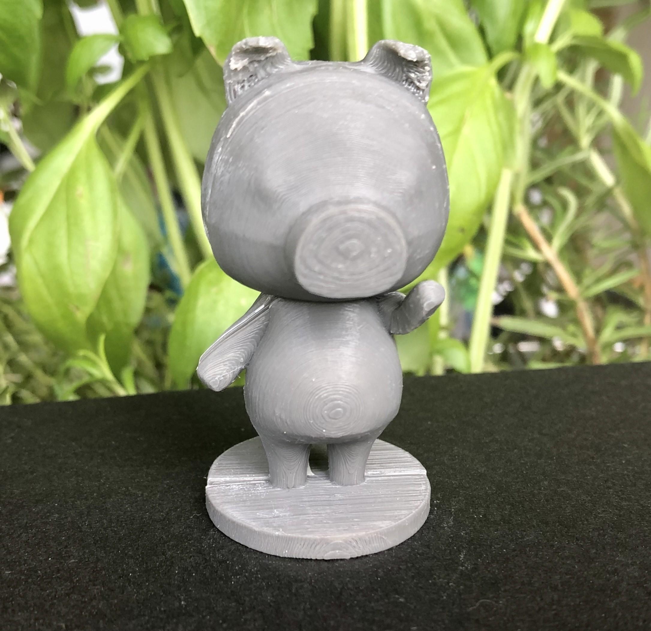 IMG_5502.jpg Download free STL file Agnes - Animal Crossing • Design to 3D print, skelei