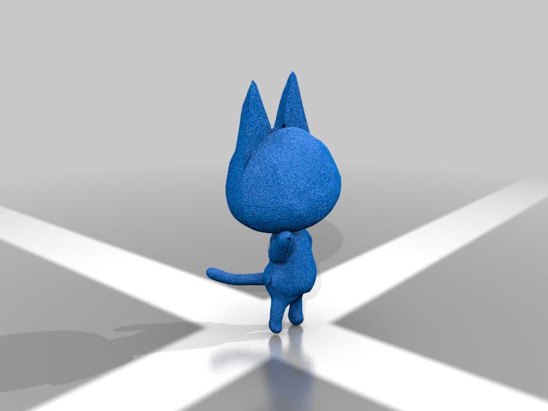 raymond2.png Télécharger fichier STL gratuit Raymond - Traversée des animaux • Objet imprimable en 3D, skelei