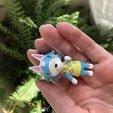 IMG_5077.jpg Download free OBJ file Animal Crossing Wolf • 3D printer design, skelei