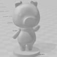 Descargar archivo 3D gratis Agnes - Animal Crossing, skelei