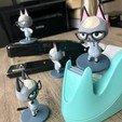 IMG_5693.jpg Télécharger fichier STL gratuit Raymond - Traversée des animaux • Objet imprimable en 3D, skelei