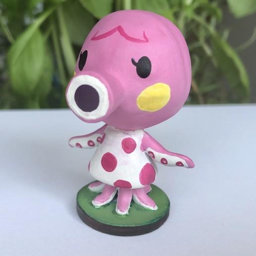 IMG_5489.jpg Download free STL file Marina Animal Crossing • 3D printable object, skelei