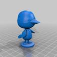 jay_full.png Download free STL file Jay - Animal Crossing • 3D printing design, skelei