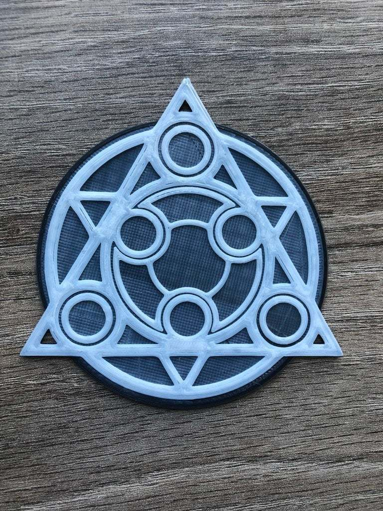 IMG_5868.jpg Download free STL file Symphonia Save Point Coaster • 3D print template, skelei