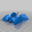 lion_split.png Download free STL file Rex - Animal Crossing • 3D printable object, skelei