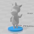 julian.PNG Download free STL file Julian - Animal Crossing • 3D printer design, skelei