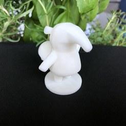 Download free 3D printer designs Antonio - Animal Crossing, skelei