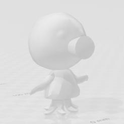 Download free 3D printing files Marina Animal Crossing, ktstevens90