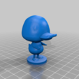 molly_full.png Download free STL file Molly - Animal Crossing • 3D print model, skelei