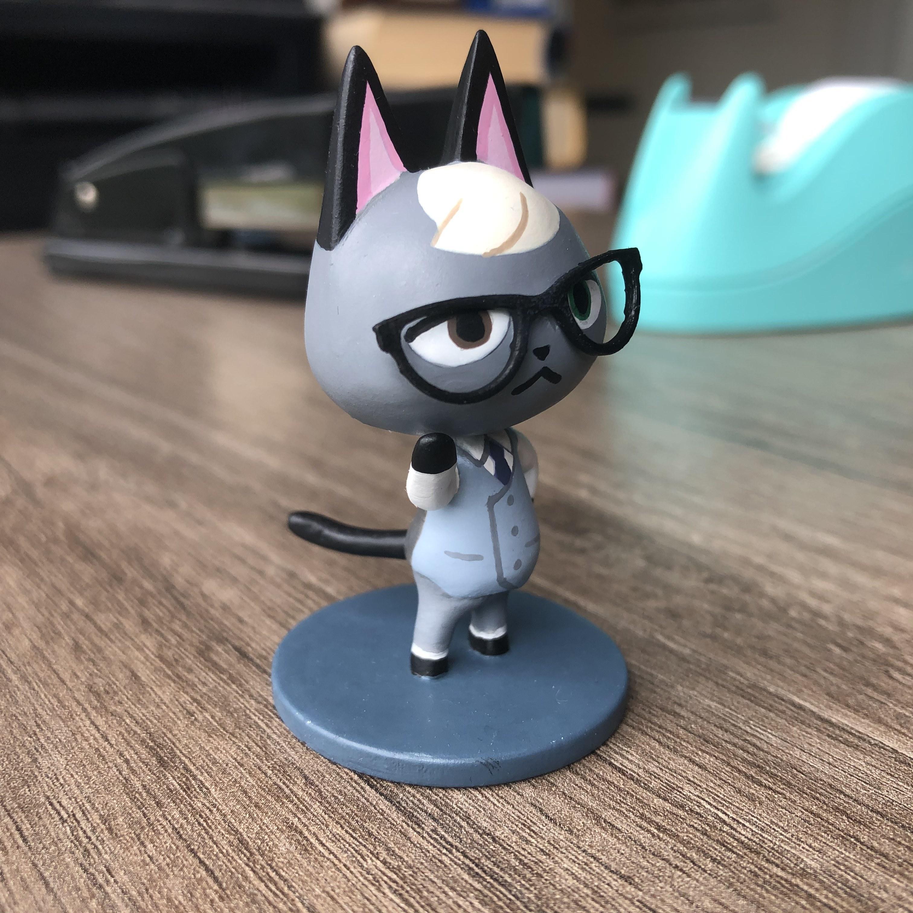 IMG_5685.jpg Télécharger fichier STL gratuit Raymond - Traversée des animaux • Objet imprimable en 3D, skelei