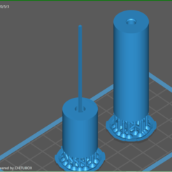 Download free STL file OAKLY RUBBER ARM MOLD • Template to 3D print, ragi_shadow