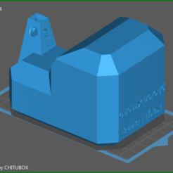 screenShot_anycubic_mono_x_resvoar.png Download STL file AnyCubic photon mono X reservoir • 3D printer object, ragi_shadow