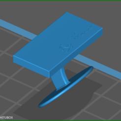 Download STL file Cufflinks • 3D printable template, ragi_shadow