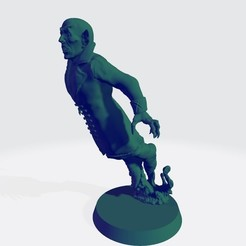 vampiro 5 ok.jpg Download STL file Vampire bb Nosferatu No. 5 • 3D printing design, calaverd
