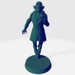 vampiro 2 ok.jpg Download STL file Vampire bb Nosferatu No. 2 • Model to 3D print, calaverd