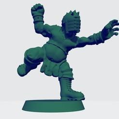Ogro 6.jpg Télécharger fichier STL Ogre Version 6 pour BB- Ogre équipe humaine • Design pour impression 3D, calaverd