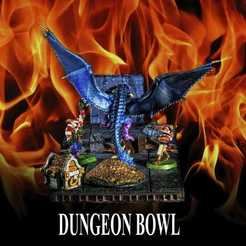IMG-20200901-WA0014.jpg Download STL file Dungeon bowl - warhammer quest pack • 3D printing model, calaverd